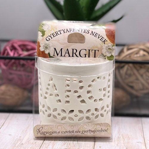 Gyertyafényes nevek - Margit