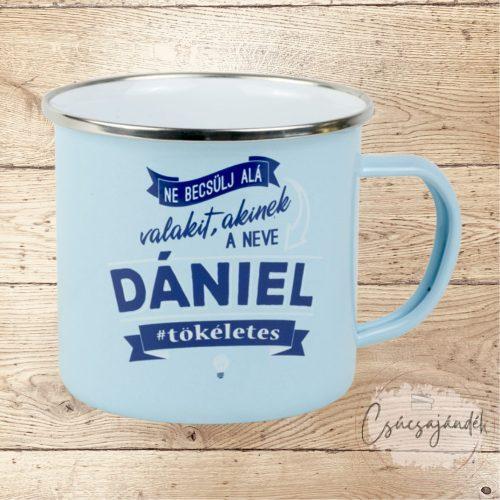 Neves fémbögre - Dániel