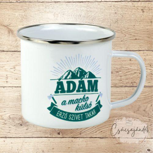 Neves fémbögre - Ádám
